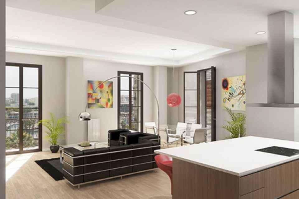 Купить квартиру в испании недорого от застройщика